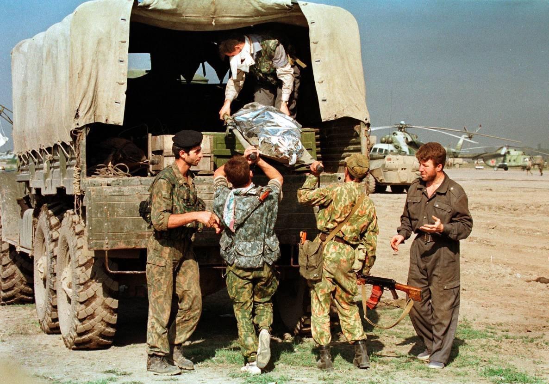чеченская 1994-1996 1 фото война