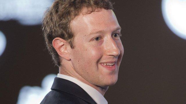 Zuckerberg explained blocking Facebook for Ukrainians