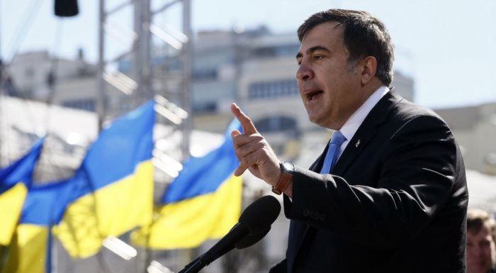 Saakashvili received the citizenship of Ukraine and is preparing to take the post of head of the Odessa region