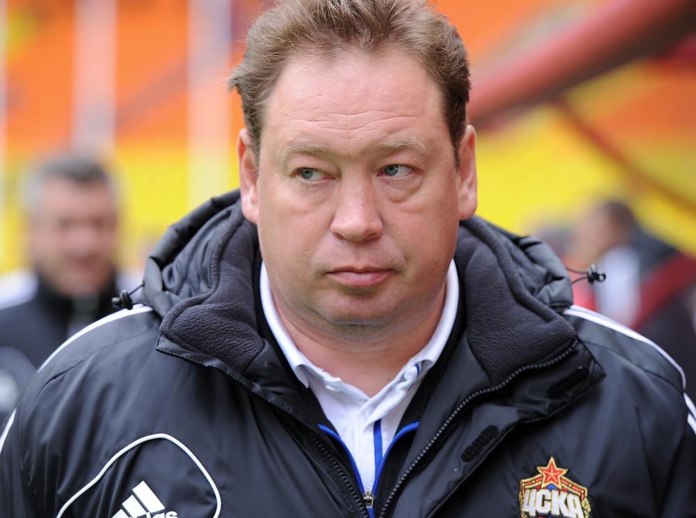 А у нас новый тренер сборной по футболу
