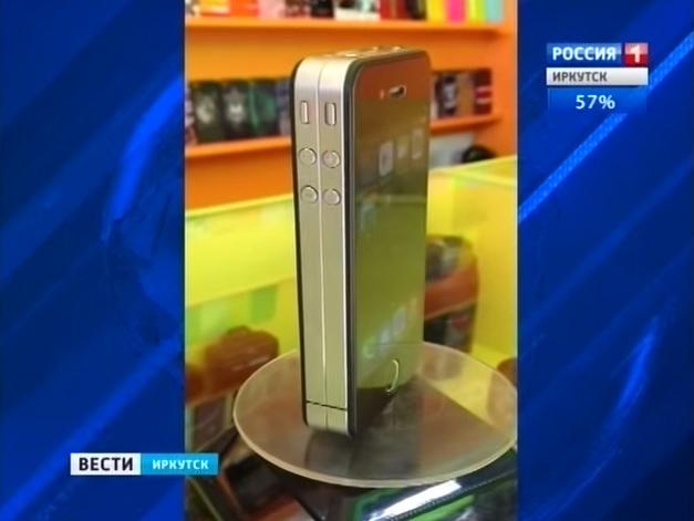 В Иркутске создали «Айфон 7» с 6 днями без зарядки