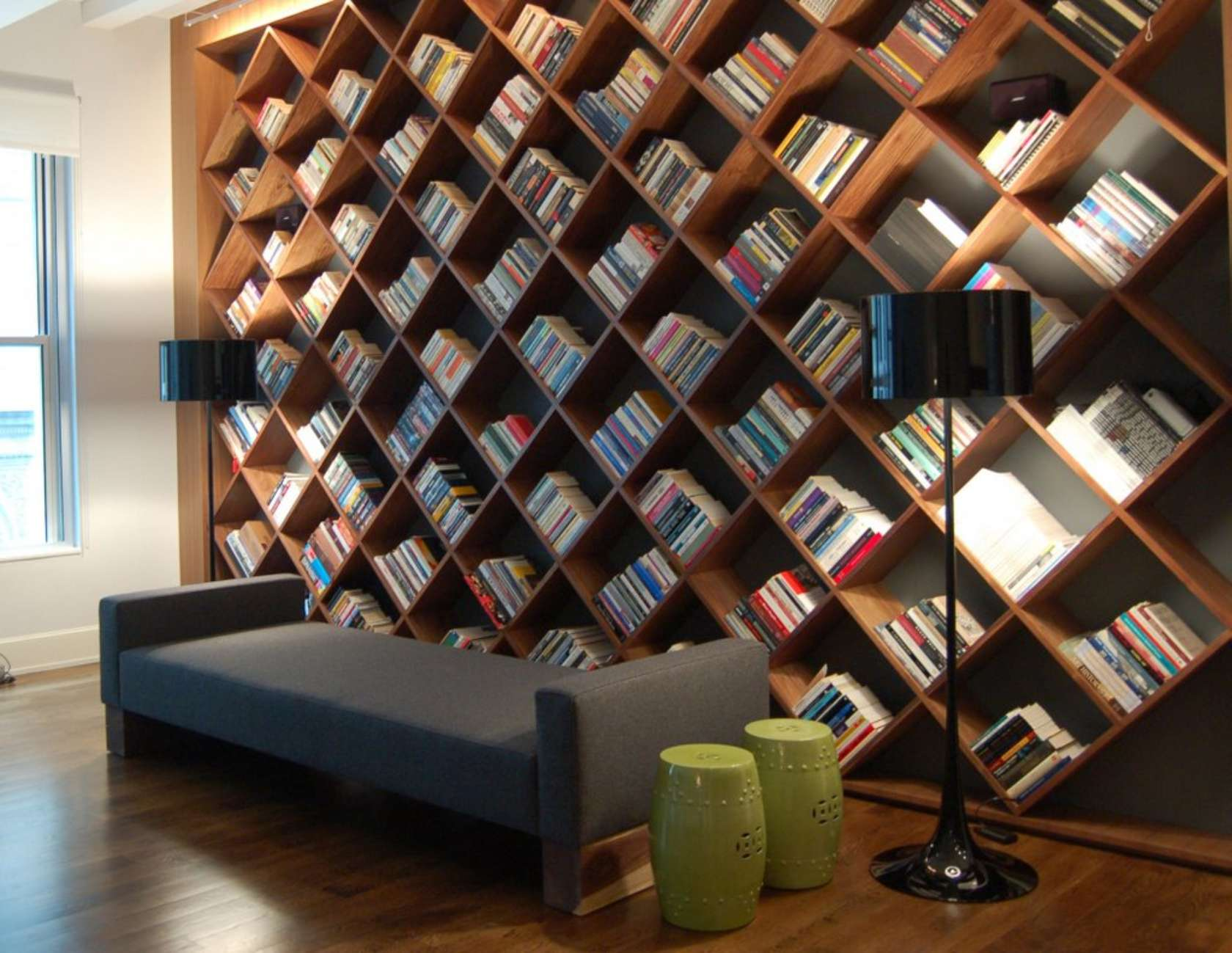 Library furniture design. ingenious design inconjunction wit.