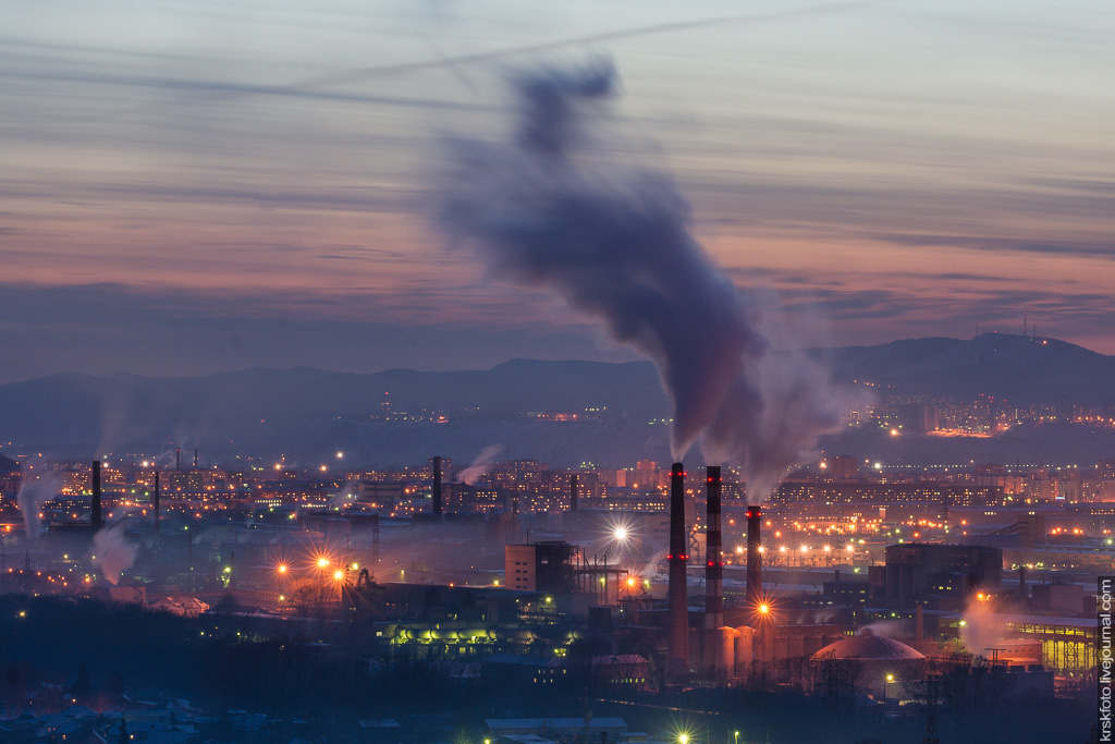 экологические службы города красноярска Мальвина Генриховна защищает