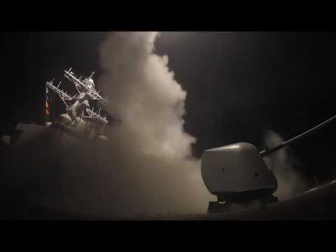 Americans bombarded Shyrat