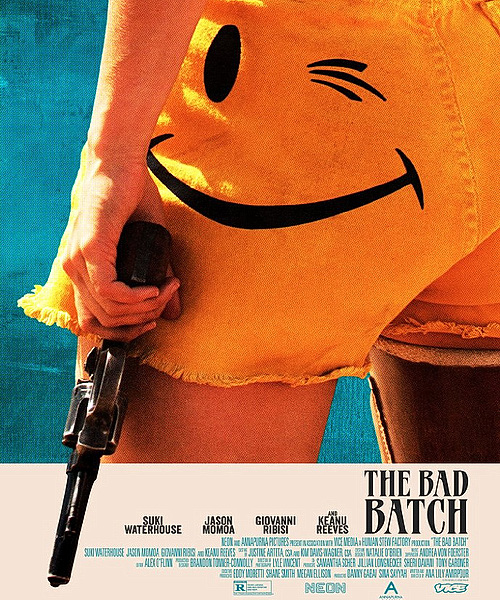 Плохая партия / The Bad Batch (2016/WEB-DLRip)
