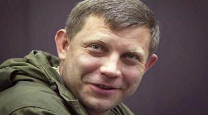 Zakharchenko wants to kill corrupt officials