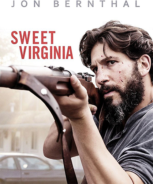 Смерть на Аляске / Sweet Virginia (2017/WEB-DLRip)