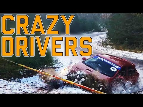 Crazy Drivers! (January 2018)