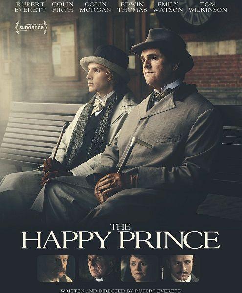 Счастливый принц / The Happy Prince (2018/WEB-DLRip)