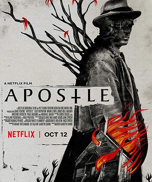 Апостол / Apostle (2018/WEB-DLRip)