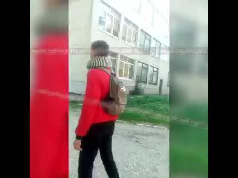 Видео из Керчи – взрыв и стрельба. И тело стрелка!
