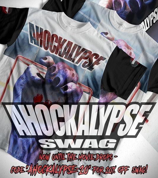 Ахокалипсис / Ahockalypse (2018/WEB-DLRip)