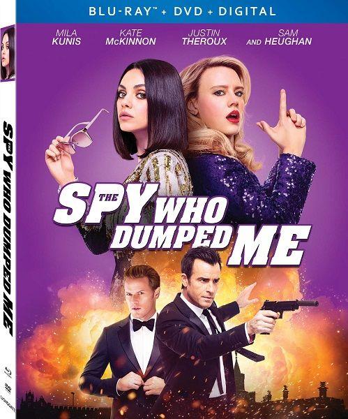 Шпион, который меня кинул / The Spy Who Dumped Me (2018/HDRip)