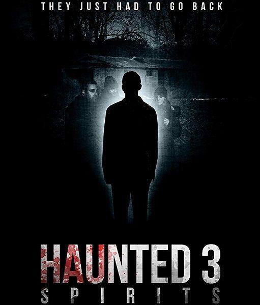 Паранормальные явления 3: Призраки / Haunted 3: Spirits (2018/WEB-DLRip)