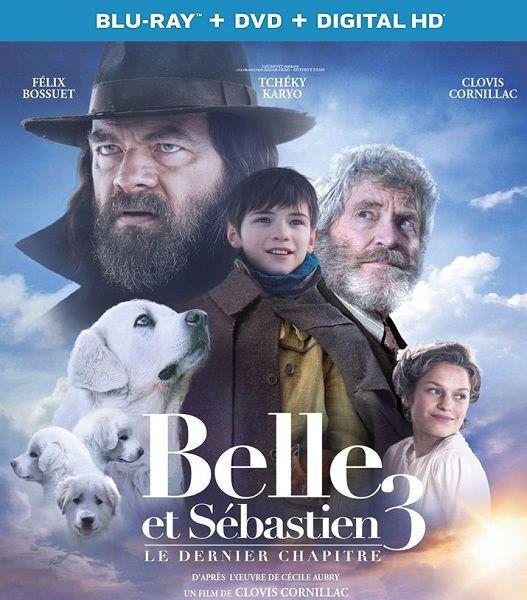 Белль и Себастьян: Друзья навек / Belle et Sebastien 3, le dernier chapitre (2017/HDRip)