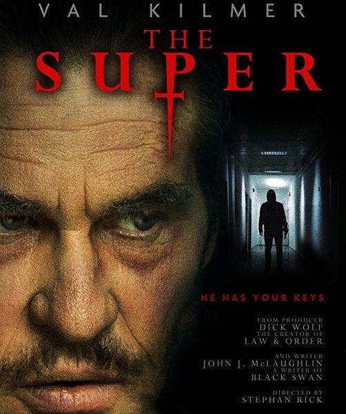Суперинтендант / The Super (2017/WEB-DLRip)