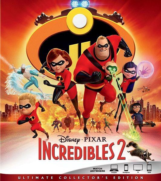 Суперсемейка 2 / Incredibles 2 (2018/WEB-DLRip)