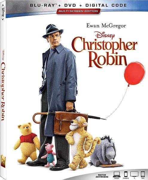 Кристофер Робин / Christopher Robin (2018/BDRip)
