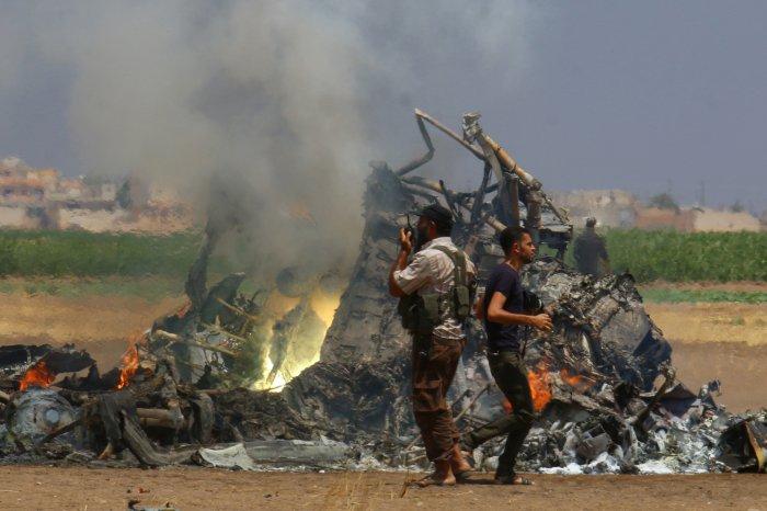 Озвучены потери российской армии в Сирии