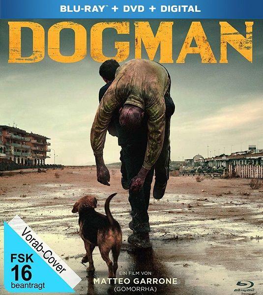 Догмэн / Dogman (2018/HDRip)