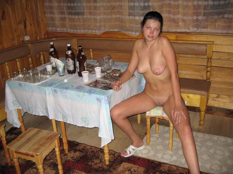 частное видео пьяных русских баб в бане создания
