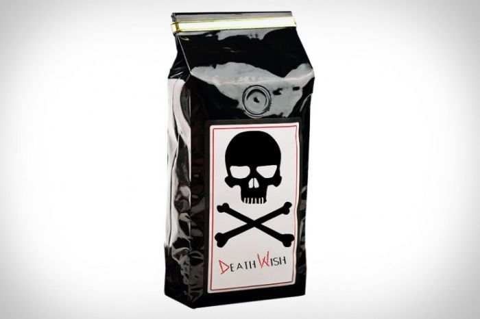 фото крепкого кофе