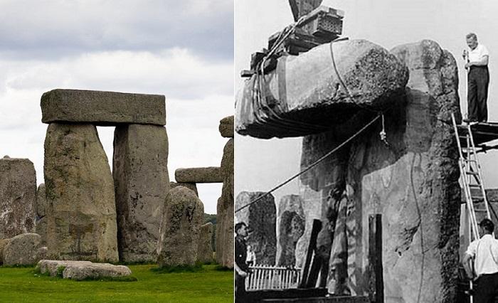 Monumentos históricos y hallazgos arquitectónicos, cuya autenticidad está en duda.