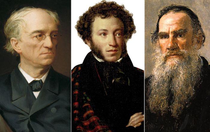 фото известных поэтов россии морда