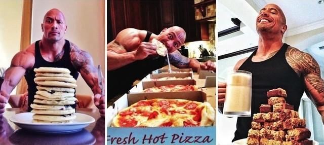 Знаменитые атлеты и их безумные диеты