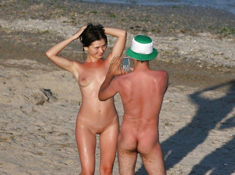 Нудистский Пляж Незнакомцы - Нудизм И Натуризм