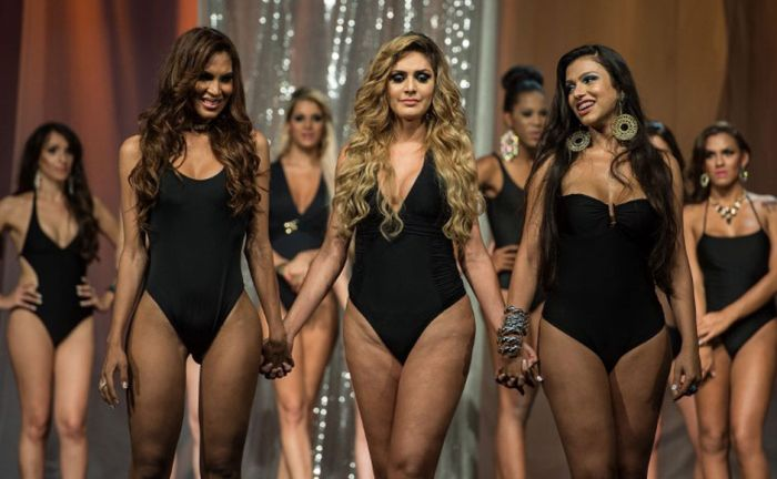 Конкурс красоты среди транссексуалов