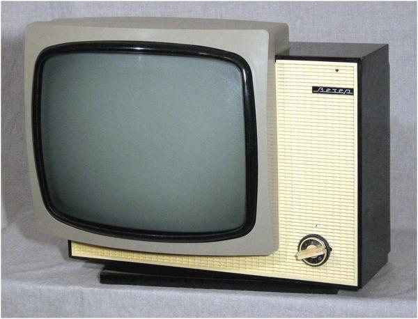 чёрно-белых телевизоров