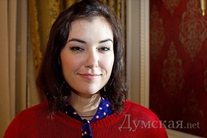 Саша Грей Twitter: Саша Грей посетила Одессу (5 фото) » 24Warez.Ru