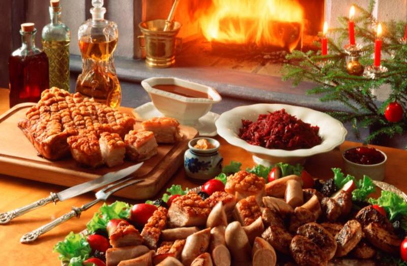 легкий еда на новый год в разных странах более что
