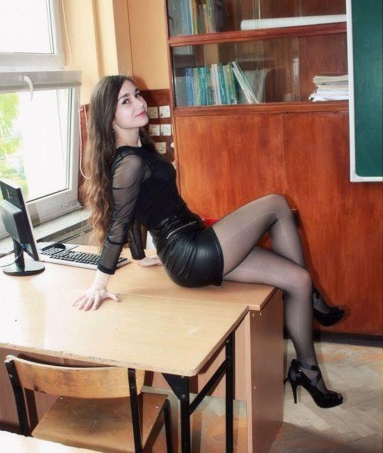 Студентки домашние уроки милой русской