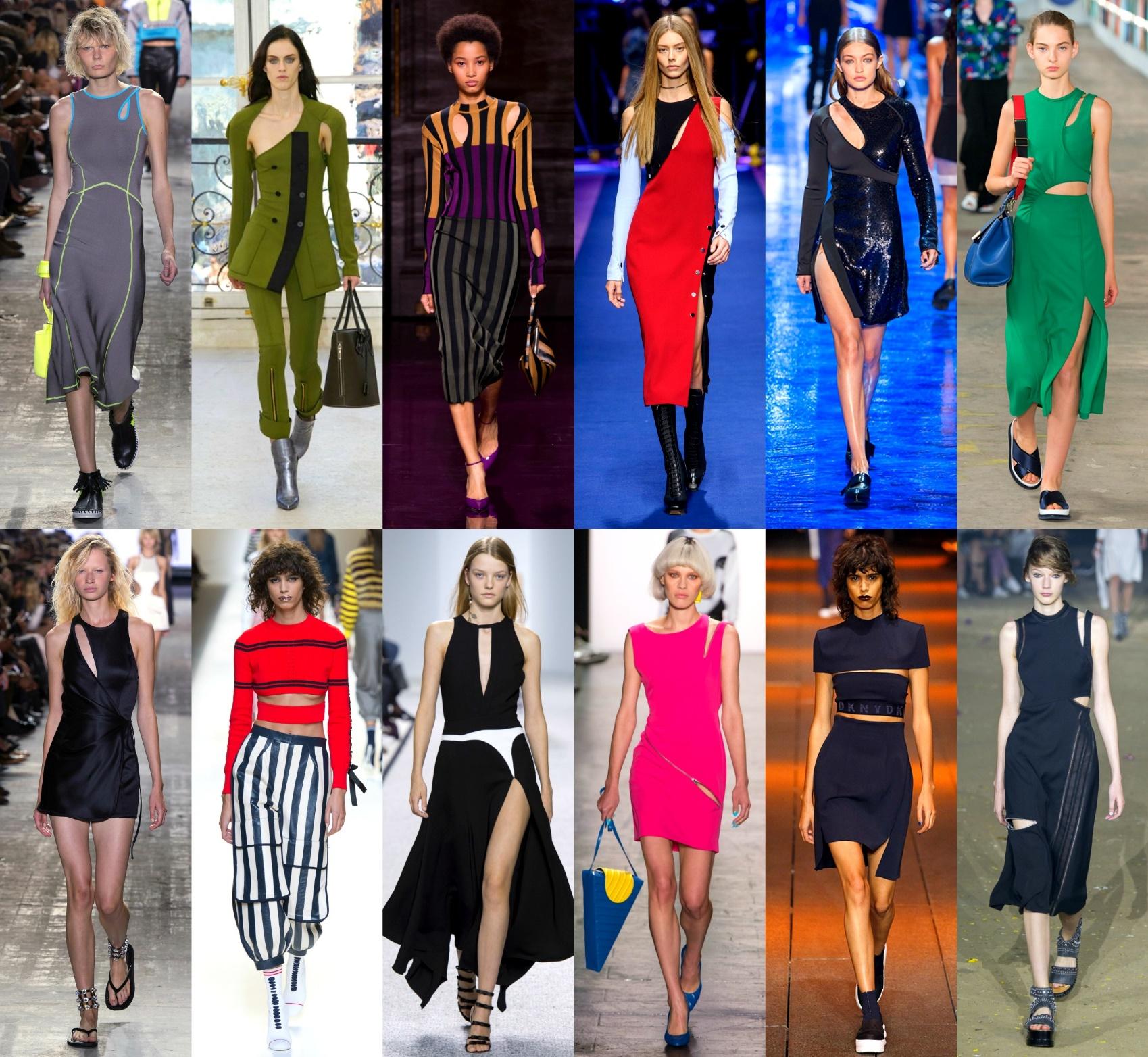 Самые модные тенденции лето 2017-2018