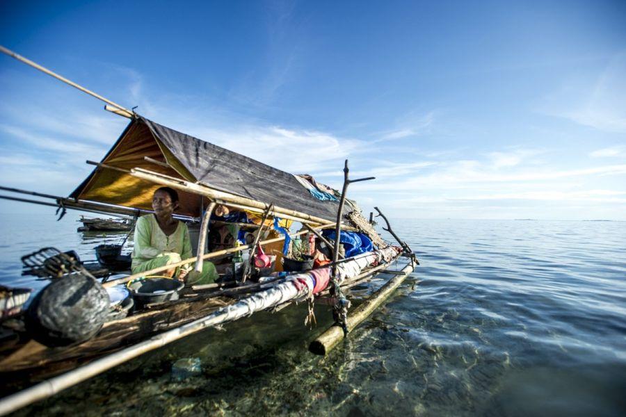 Народ баджо - морские кочевники