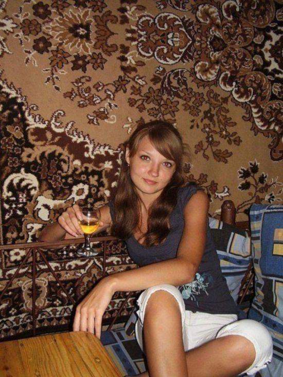 русское частное любительское фото