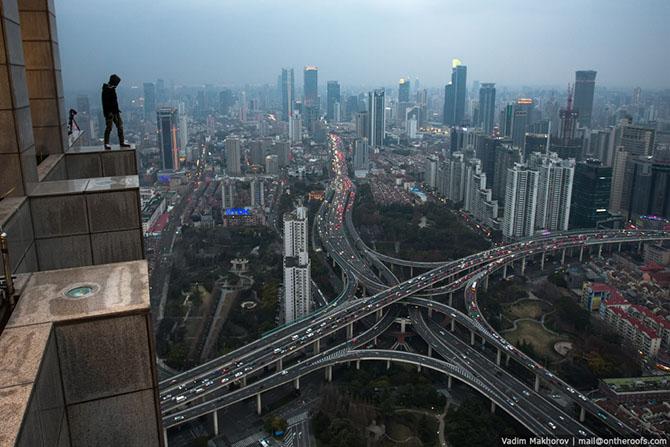 Шанхай с высоты (31 фото)
