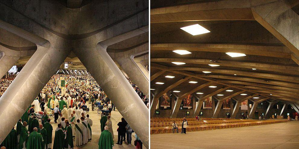 The most unusual churches in the world