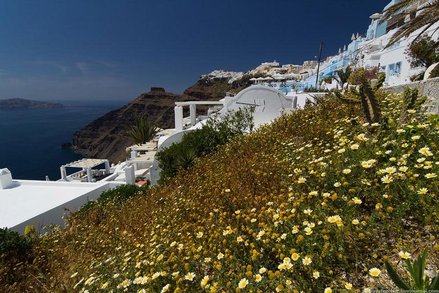 Fantastic island of Santorini (46 photos)