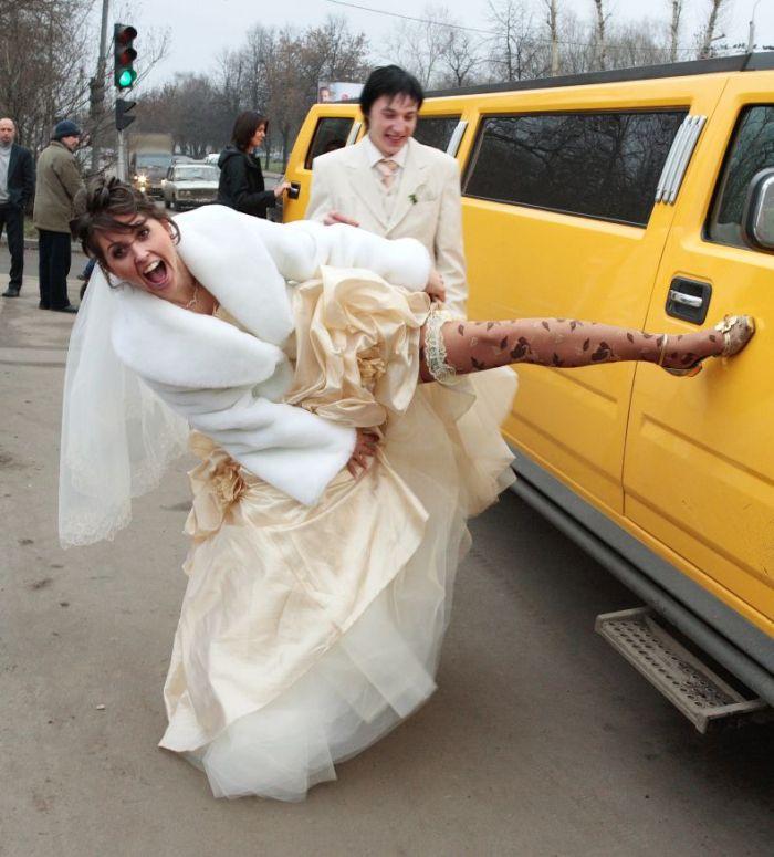 На ютубе свадьбы